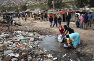 Site Visit Reality – Khayelitsha