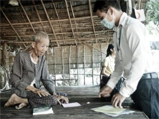 A Photo Essay on Tuberculosis and Operation ASHA in Cambodia