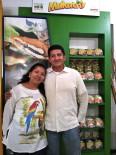 Gamaliel and Gloria at Mukatri's store
