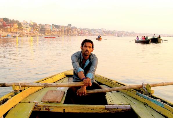 David - Ganges Boat Trip