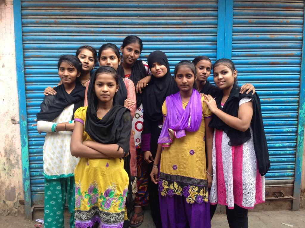 My Shakti girls