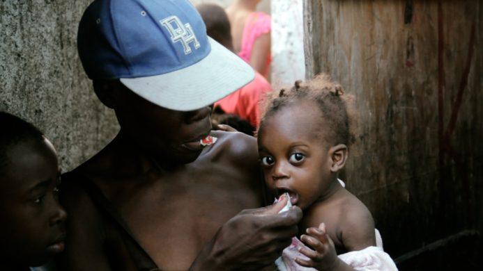 How Meds & Food for Kids saves children's lives and develops Haiti