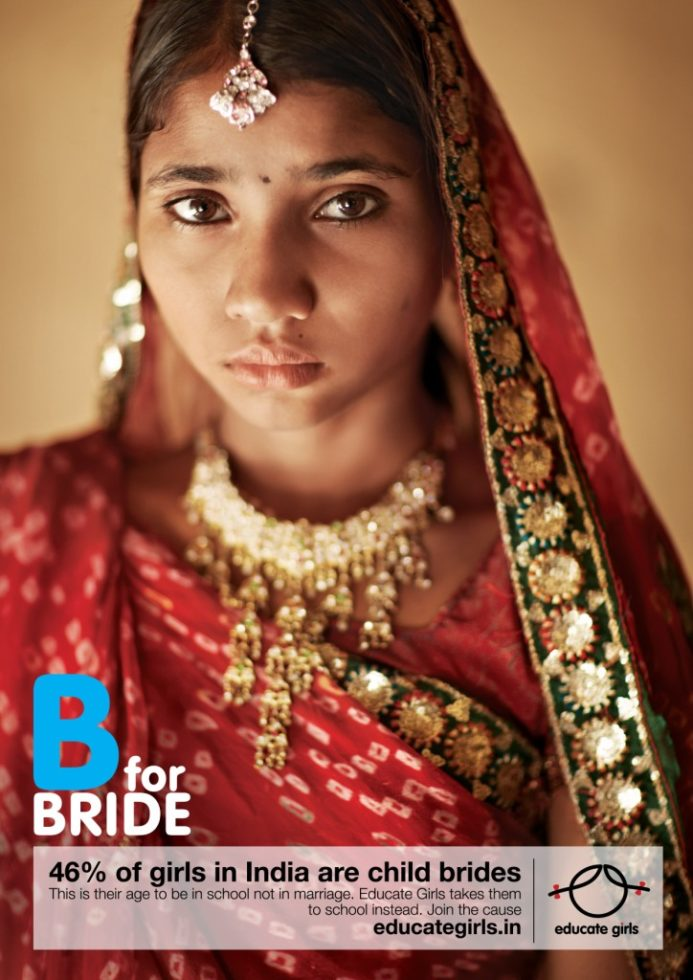 Getting child brides back to school