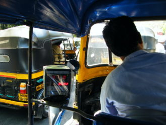 Scratching the Surface: First Impressions in Mumbai
