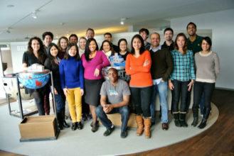 The 2013 iCat Fellowship Kickoff
